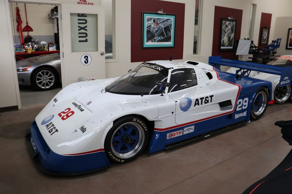 Spice Group C/GTP Lights Car chassis number SE87-003 – racecars.co ...
